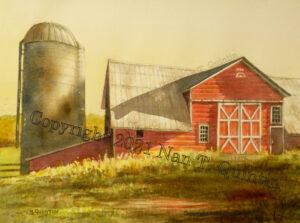 1894 Barn