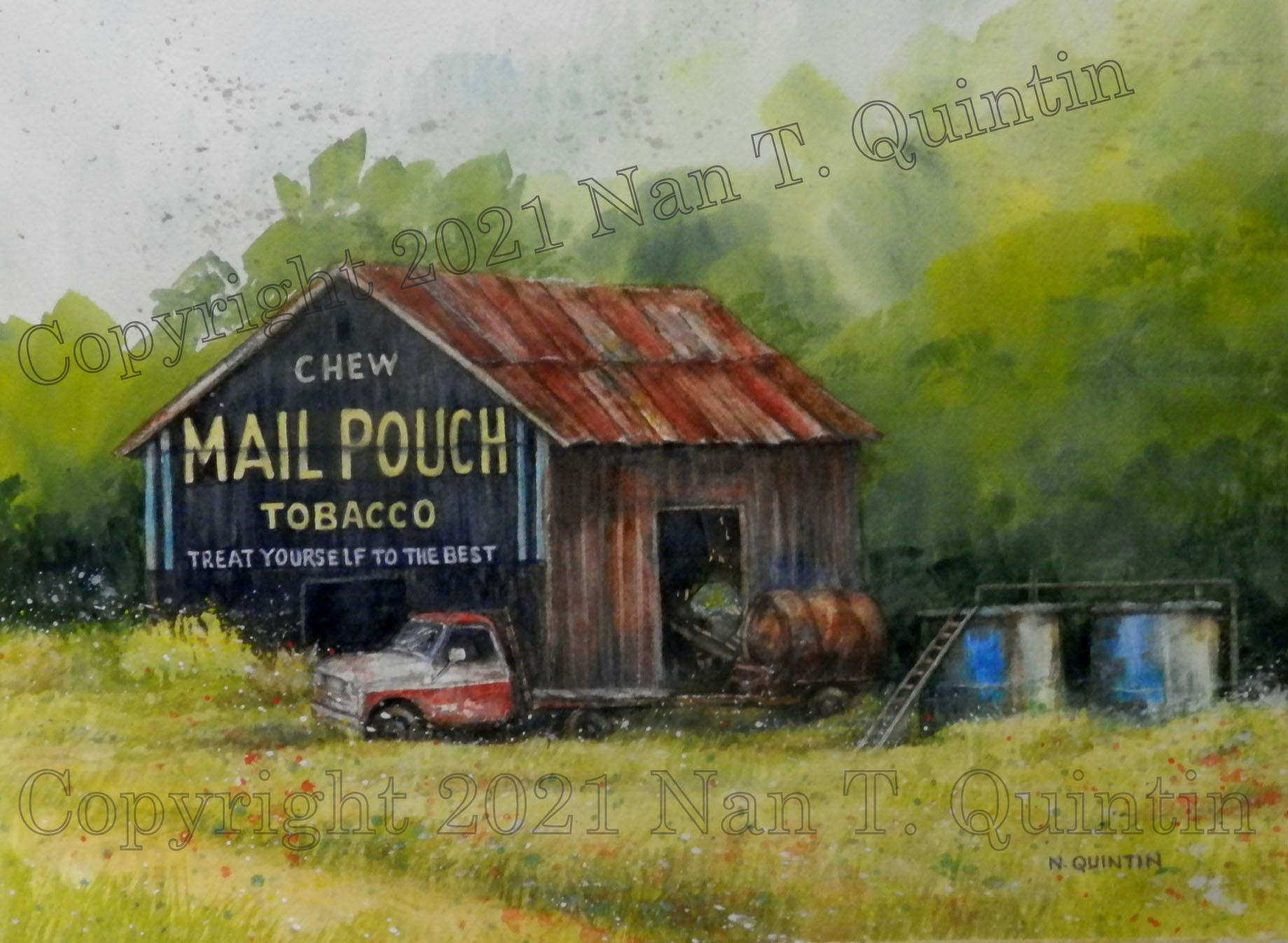 Mailpouch Barn