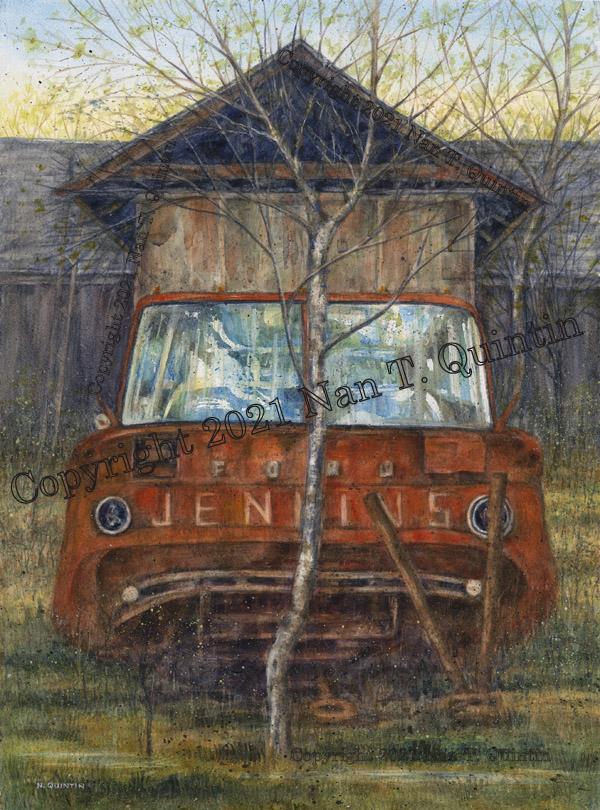Jenkins Truck