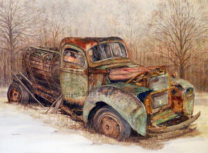 Orchard Truck